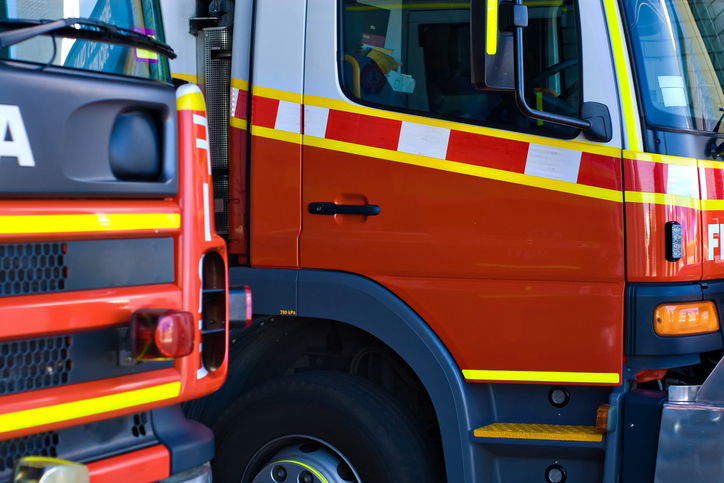 Article image for Two Raceview buildings set alight, hours apart