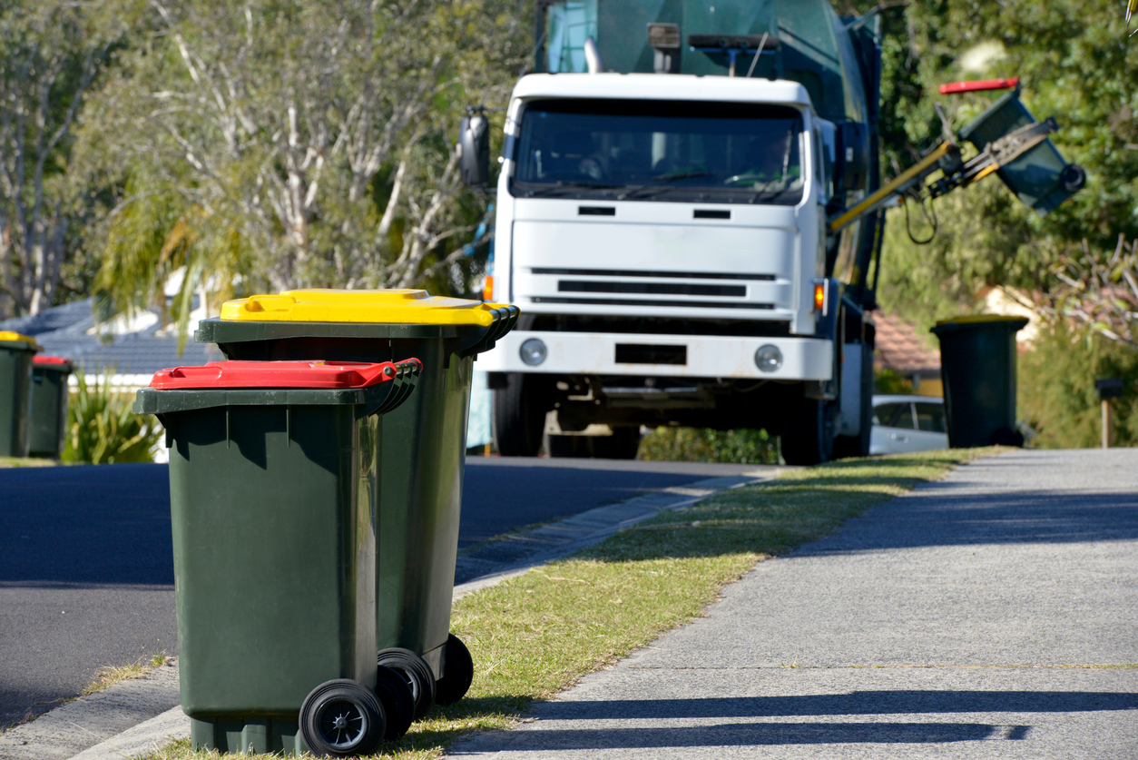 One local council's high-tech solution to the country's waste woes