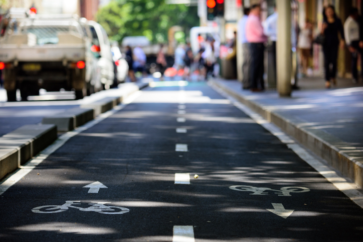 Council 'worked very hard' to minimise Cycleway and business clash