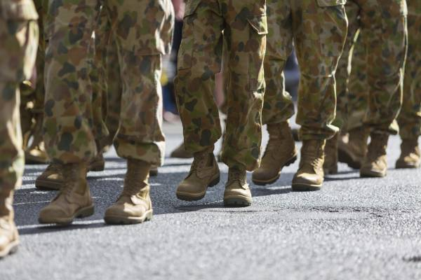 Article image for Military expert reacts to Royal Commission and what's needed