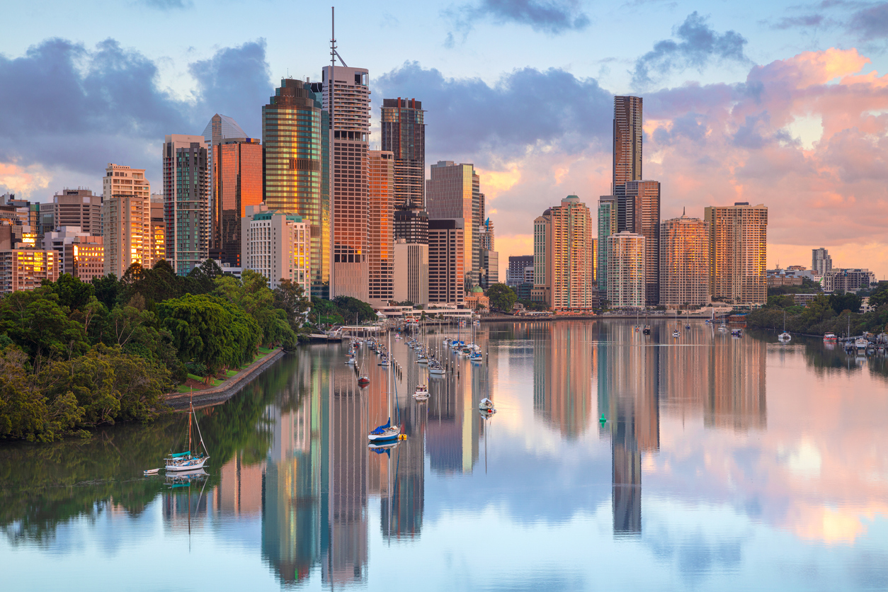 City revival: Brisbane CBD weathers COVID storm but still 'flat'