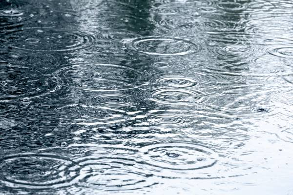 Article image for Weekend's wet weather: Heavy rain, possible flooding on the way