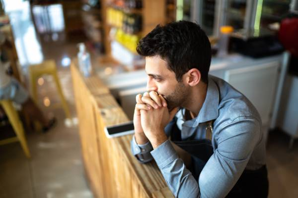 Retail and hospitality workers copping it from panic buying customers