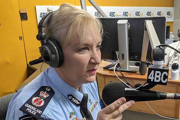 Article image for 'There is no silver bullet': Top cop says preventing DV is a continual process