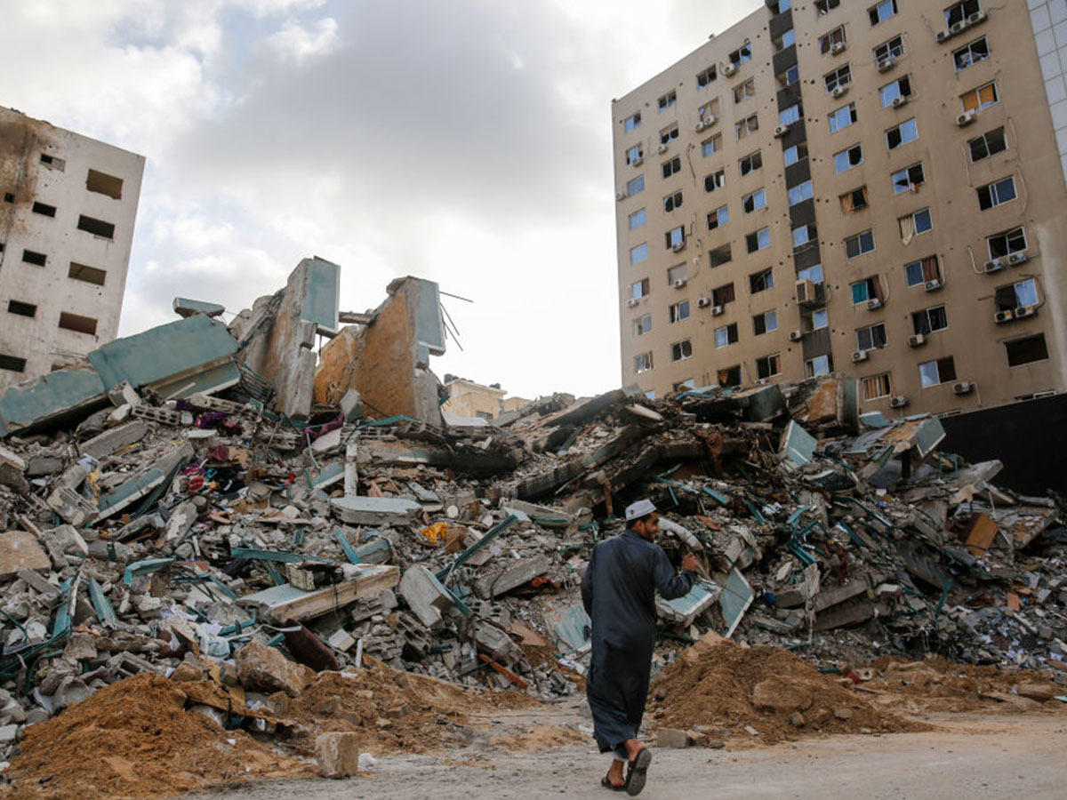 Article image for Israeli-Palestinian ceasefire comes into effect