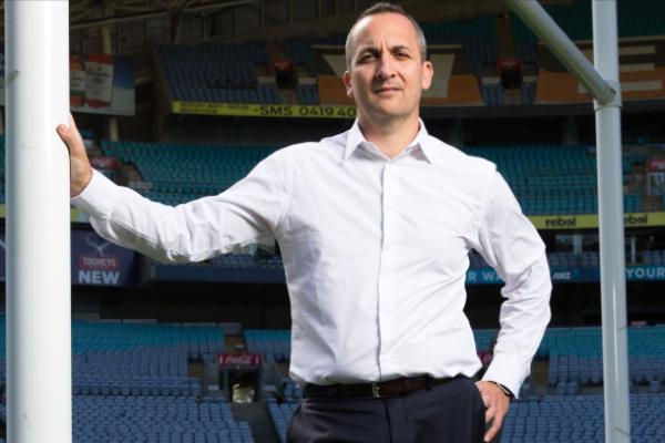 NRL CEO Andrew Abdo pays tribute to Bob Fulton