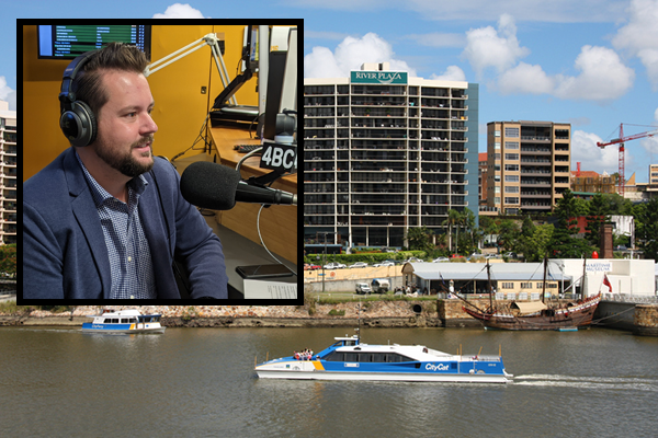 Headaches for Brisbane City Council in flood of CityCat complaints