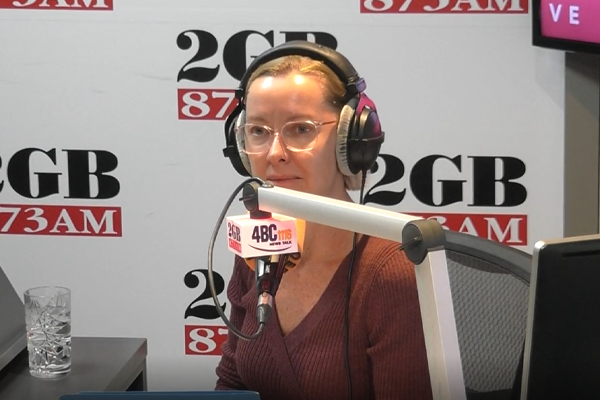 Friend's unimaginable loss sparks difficult on-air conversation