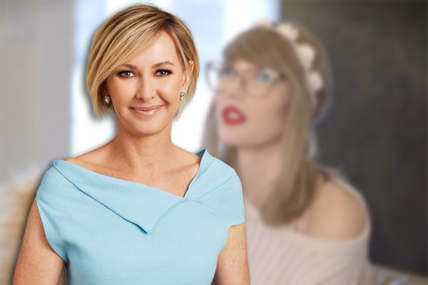 Article image for Deborah Knight admits to double-taking in new O'Shea music video