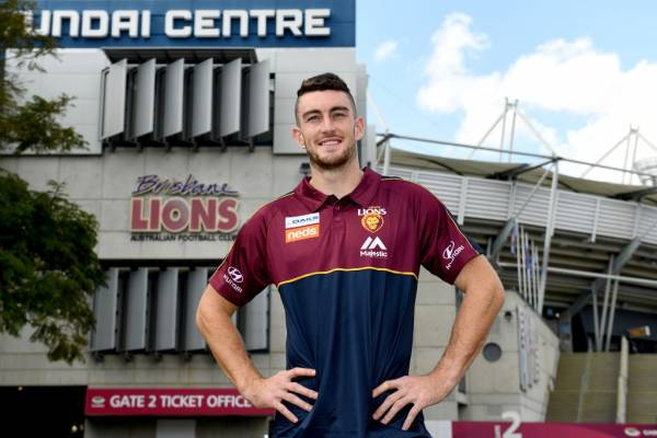 Article image for Brisbane Lions gear up for clash at the Gabba against the Tigers