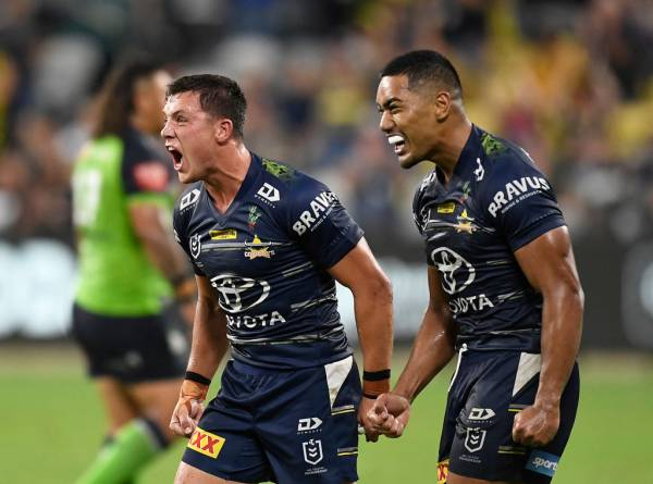 Scott Drinkwater shores up his NRL future with the Cowboys