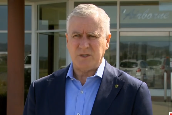 CONFIRMED: Political editor tips it's now or never for rumoured Nationals leadership spill