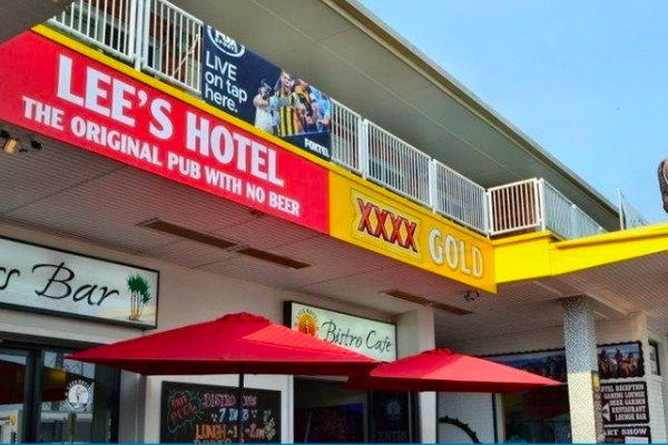 Article image for Iconic Aussie pub made famous by Slim Dusty classic up for sale