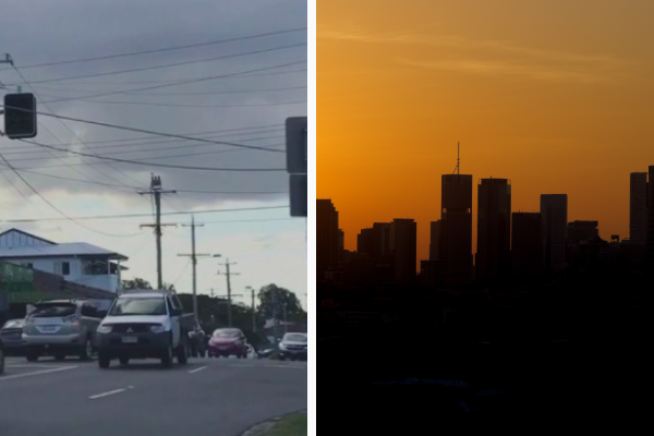 Article image for Turbine fire sparks Queensland wide power outage, traffic chaos and blackouts
