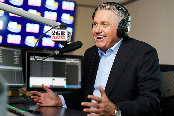 Why Ray Hadley could be facing his fourth wedding