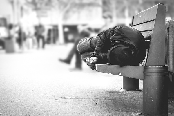 Federal Government investment into homelessness 'falls short'