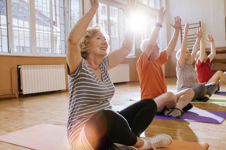 Article image for Deb's community noticeboard: BallyCara Exercise Right week