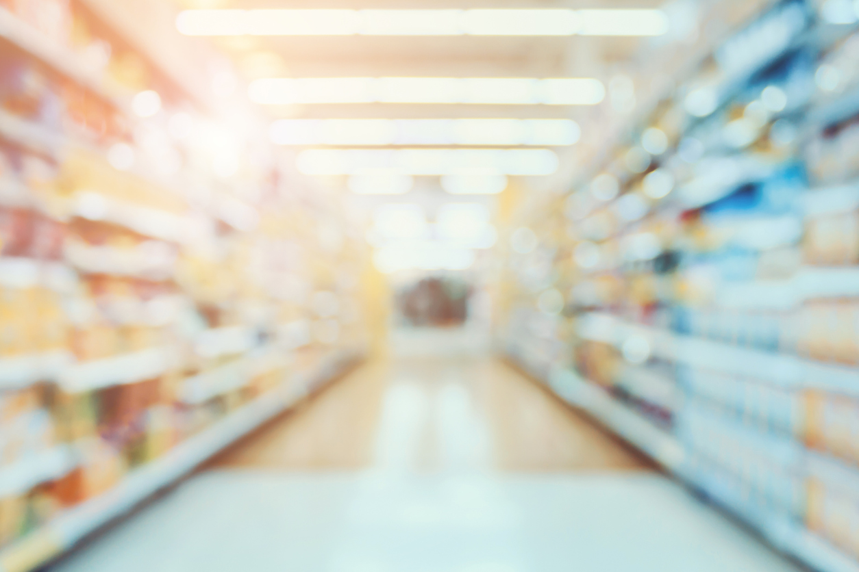 The 'science' behind the average supermarket layout