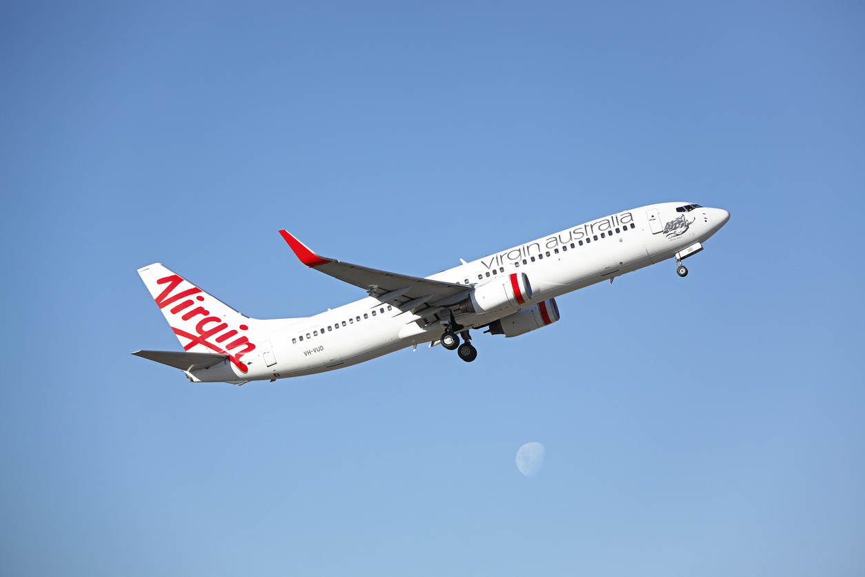 Virgin Australia hit by global system outage