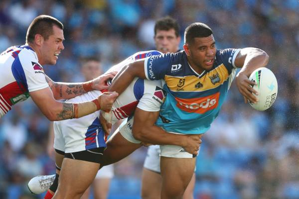 The big challenge ahead for the Titans ahead of Sunday's clash