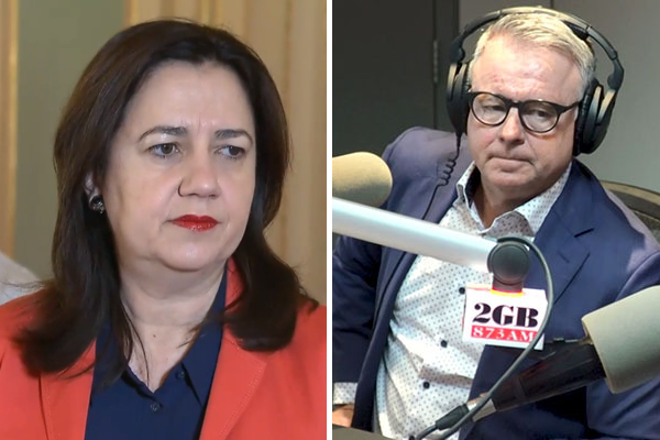 'Confession time': Labor MP among the unvaccinated alongside QLD Premier
