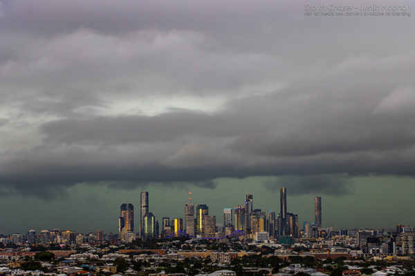 Article image for Massive storm carves path of damage through Greater Brisbane region