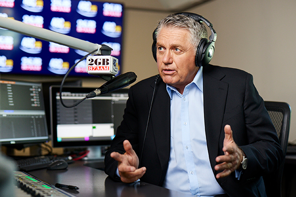 Ray Hadley demands name and shame of 'complete and utter d*ckheads'