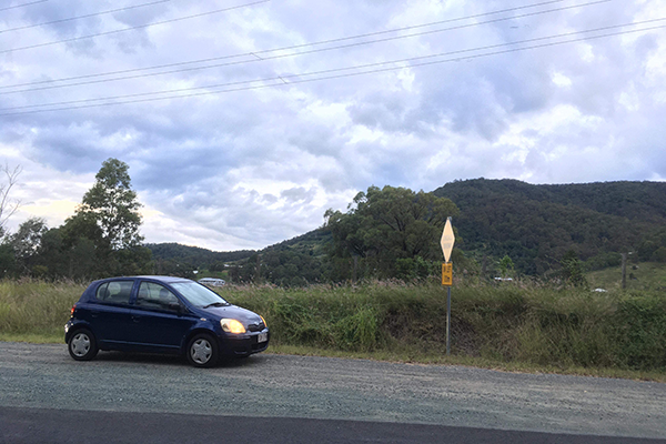 Article image for Cedar Creek residents forced to hike hills to make phone calls
