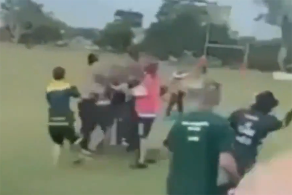 Article image for LATEST | Two men charged after alleged fight at junior footy match