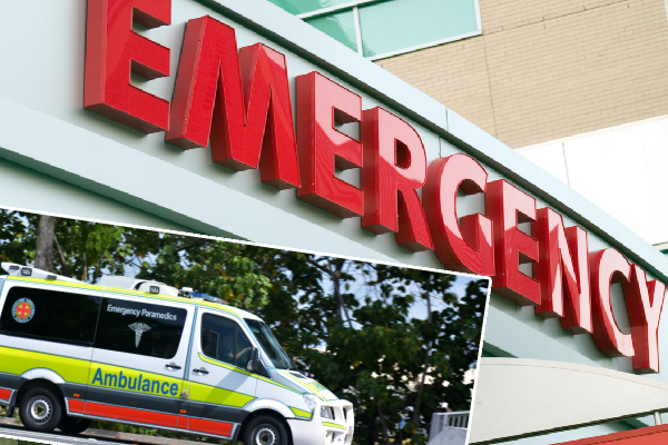 Article image for AMA state boss paints bleak picture of ambulance ramping crisis
