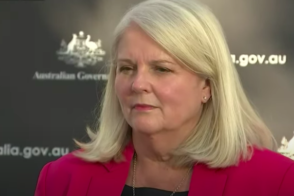 Karen Andrews returns fire to Queensland government over 'quarantine failures'