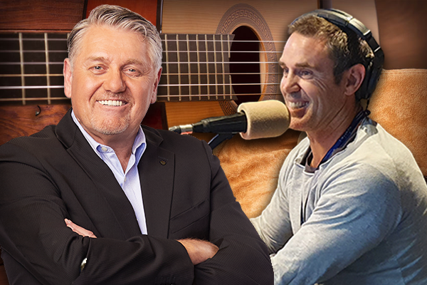 Article image for Blues coach joins campaign to add Ray Hadley's 'bangers' to official playlist