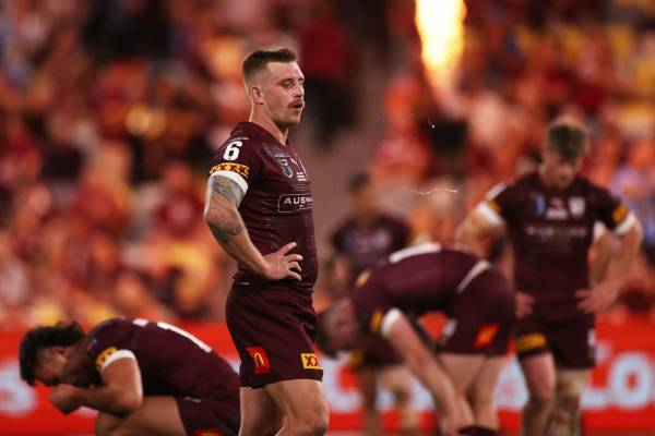 Article image for State of Origin: Cameron Munster says Queensland keen to 'make amends'