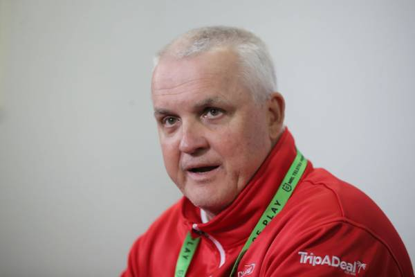 Article image for Dragons coach Anthony Griffin reflects on the best part of the job