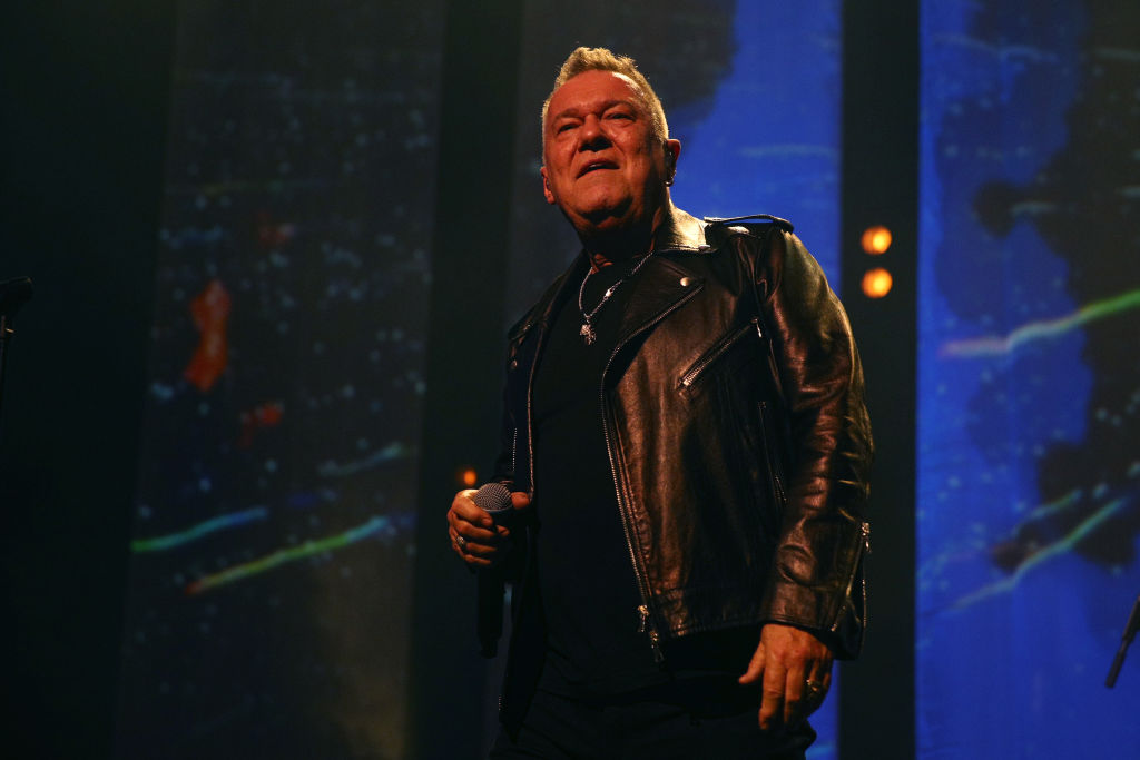 Jimmy Barnes on what makes him a better singer