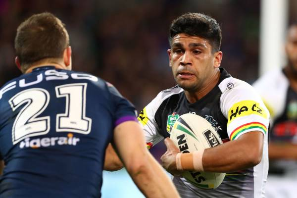 Article image for Tyrone Peachey looking to lock in a new deal