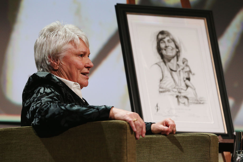 'I didn't think I'd make 50': Milestone for Raelene Boyle