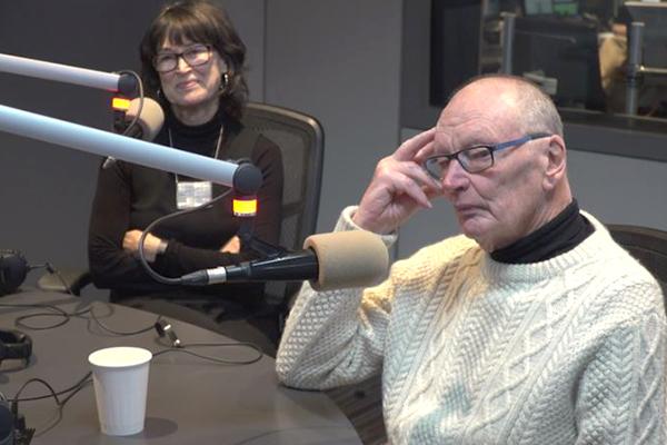 Legendary actors explain trick to fusing Australian and American quirks