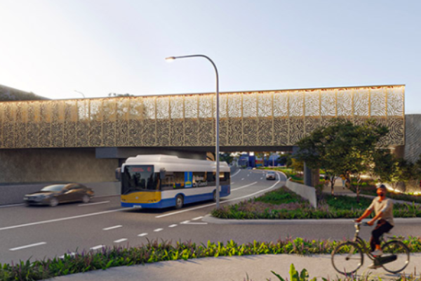 Notorious roundabout set for major upgrade in Brisbane's west
