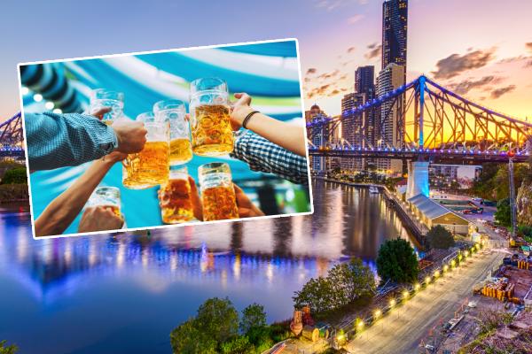 Article image for Dust off your lederhosen: Lord Mayor's bold claim about Brisbane's Oktoberfest