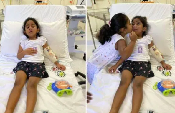 Young girl medically evacuated from Christmas Island to Perth