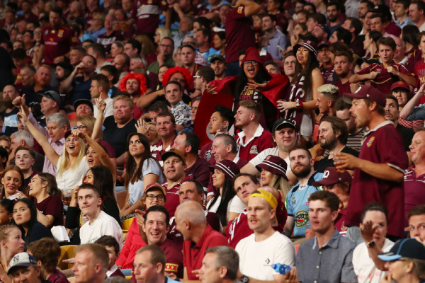 Warning for fans eager to snap up a ticket to State of Origin game one