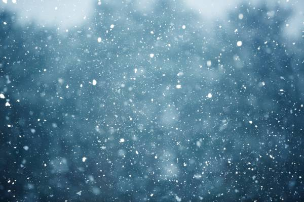 Article image for Cold snap: The places which could see a sprinkling of snow this week