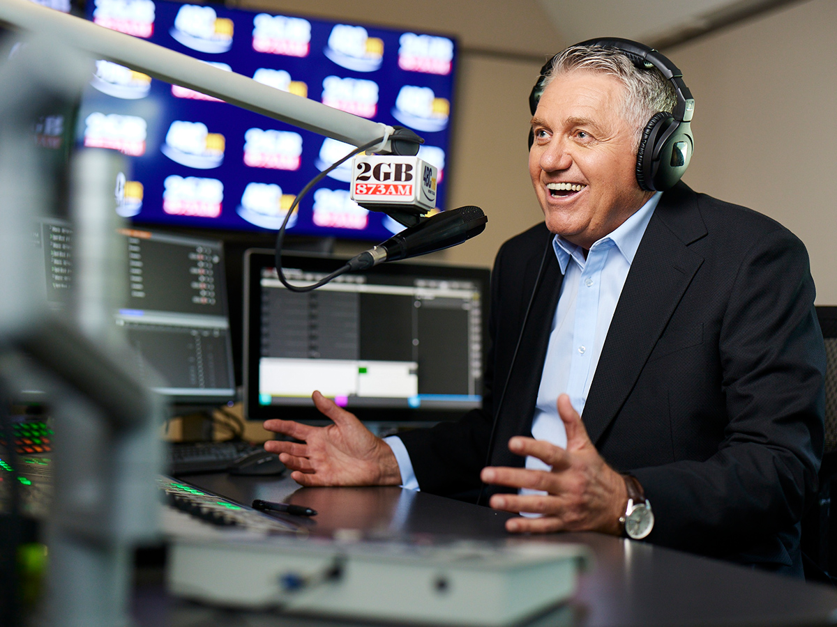 Article image for Ray Hadley admits he almost missed the last hour of his show