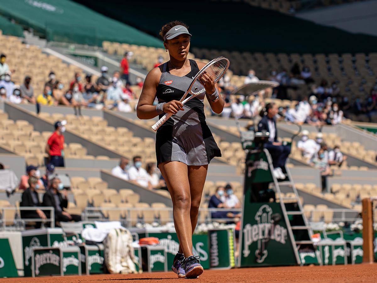 Naomi Osaka withdraws from French Open amid media boycott