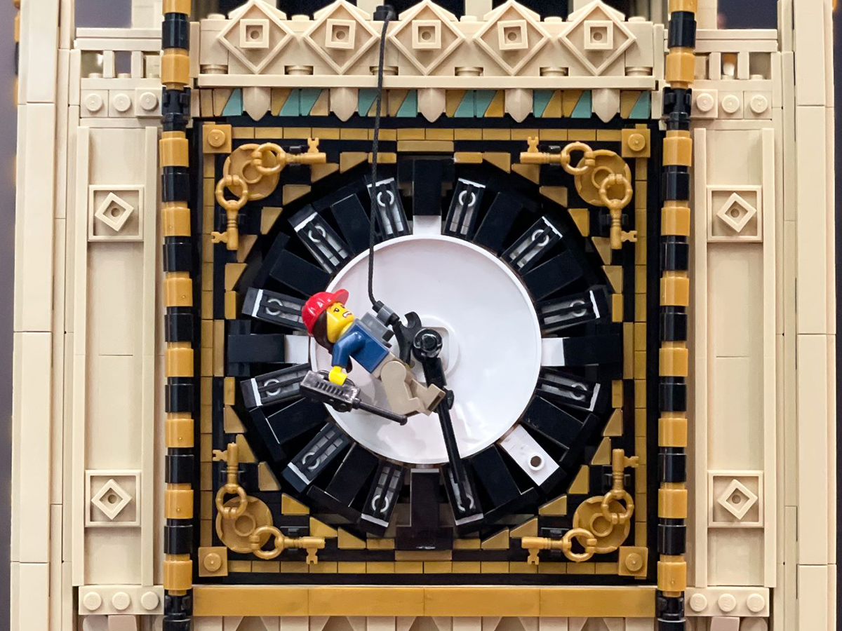 Article image for The Brickman shares his inventive way to see the world