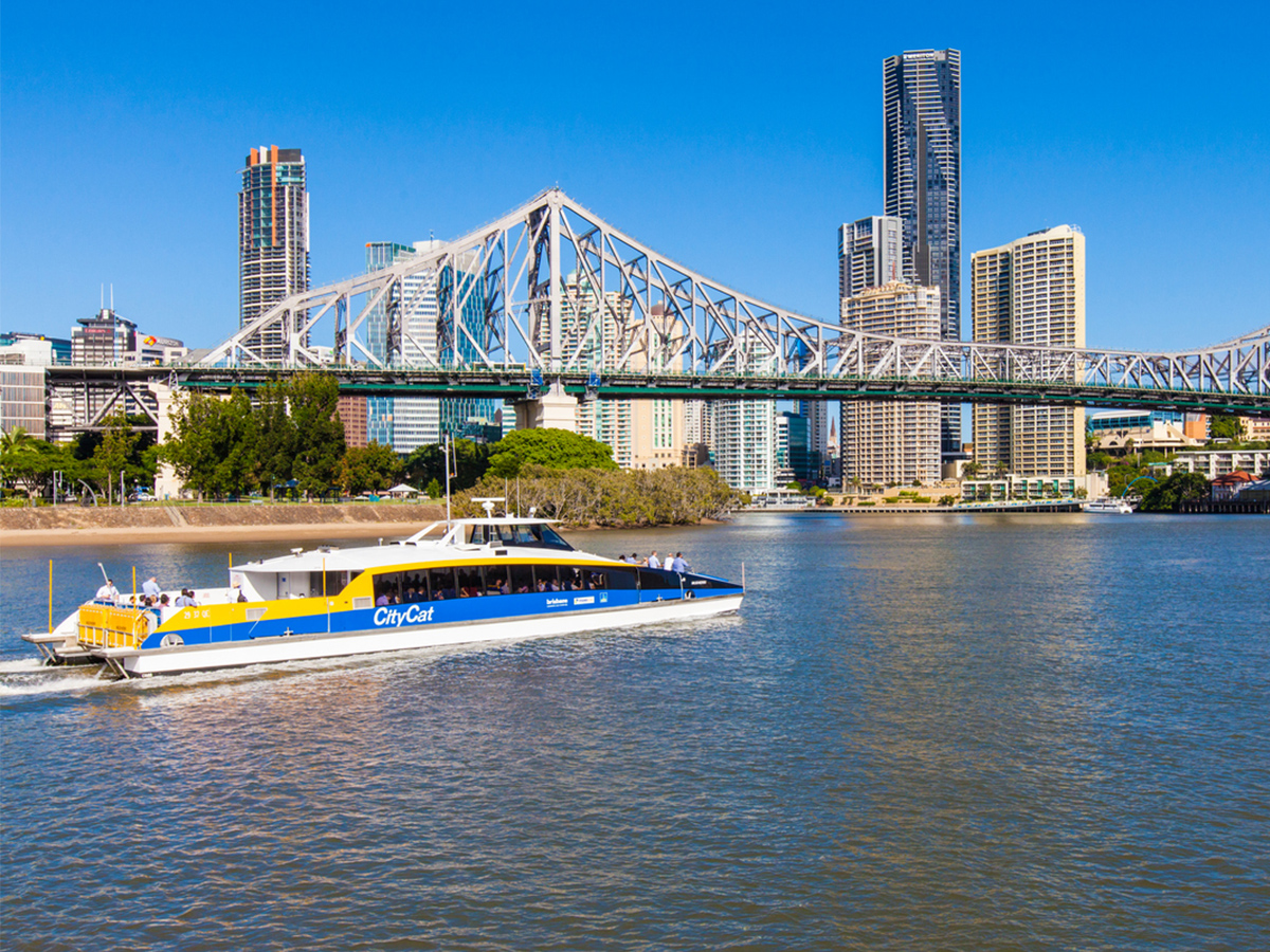 Article image for Brisbane City Council reaches 'pinnacle of hypocrisy' as ferry cuts remain