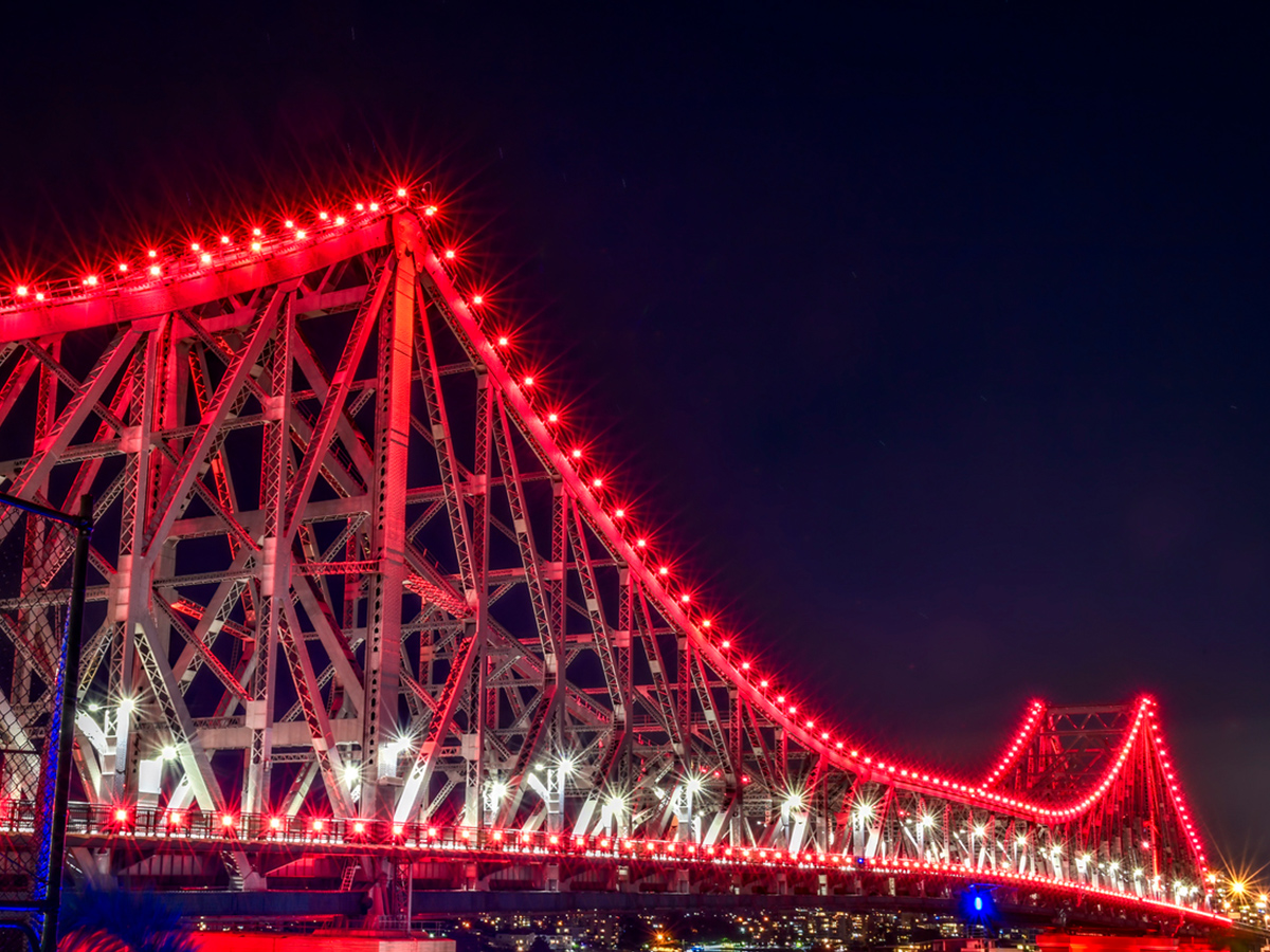 Article image for Why the Story Bridge is bathed in red tonight