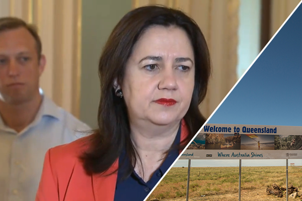 Article image for Travel declarations introduced for all arrivals into Queensland