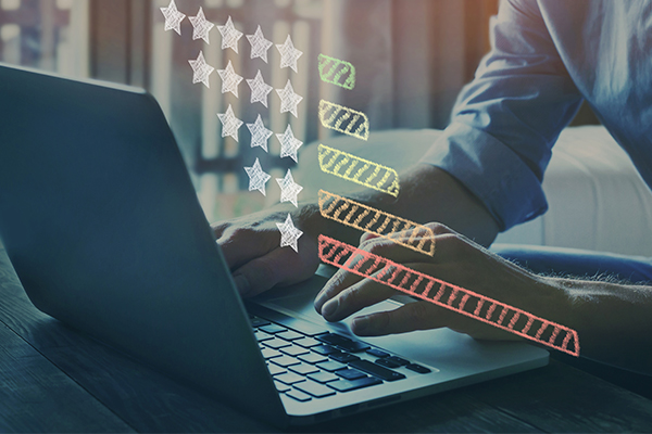 What businesses can do about unfair online reviews